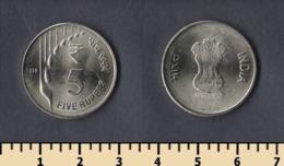 India 5 Rupees 2019 - India