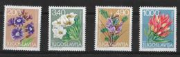 YUGOSLAVIA 1979 FLOWERS  MNH - Altri