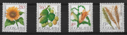 YUGOSLAVIA 1981 FLOWERS  MNH - Altri