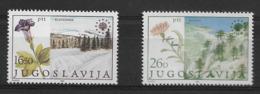 YUGOSLAVIA 1983 FLOWERS  MNH - Altri