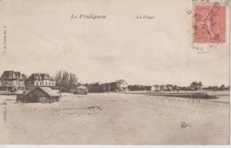 LE POULIGUEN, La Plage - N.P. N° 3 - Le Pouliguen