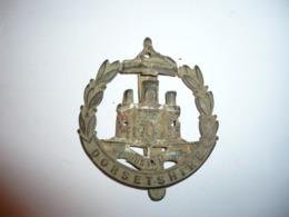 Insigne Anglais Dorsetshire  Rgt Ww 1 - 1914-18
