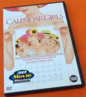 DVD Calendar Girls  De Nigel Cole Avec Helen Mirren, Julie Walters, John Alderton, Linda Bassett, Annette Crosbie (2004) - Komedie