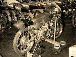 Derbi 125cc V.Twin Racer +-24cm X 17cm  Moto MOTOCROSS MOTORCYCLE Douglas J Jackson Archive Of Motorcycles - Fotos