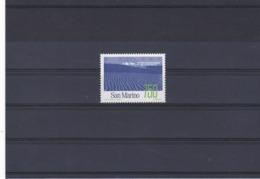 SAINT MARIN 1988 Journée Philatélique RICCIONE Yvert 1185 NEUF** MNH - Neufs