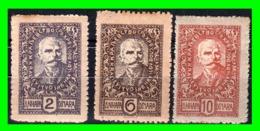 YUGOSLAVIA SELLO AÑO 1920 KING PETER I - 1919-1929 Reino De Los Serbios, Croatas Y Eslovenos