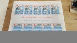 LOT 478521 TIMBRE DE MONACO NEUF** LUXE BLOC - Blocks & Kleinbögen