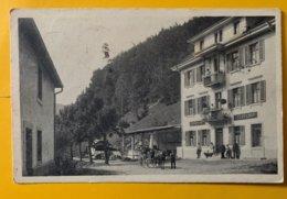 9165 - Kurhaus Lützelhof Au Lac De Lucelle Attelage - BE Berne