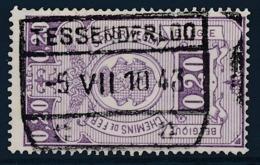 "TR 237 - ""TESSENDERLOO"" - (ref. 29.755) - Railway"