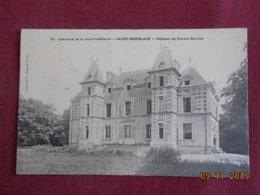 CPA - Saint-Herblain - Château Du Plessis-Bouchet - Saint Herblain