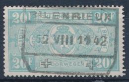 "TR 256 - ""SILENRIEUX"" - (ref. 29.758) - Railway"