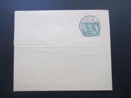 Ägypten 1906 Streifband Mit Stempel Luxor - Hotel Luxor 23.1.06 - 1866-1914 Khedivate Of Egypt