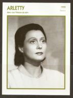 PORTRAIT DE STAR 1942 FRANCE - ACTRICE ARLETTY Dans LES VISITEURS Du SOIR - ACTRESS CINEMA FILM PHOTO - Fotos