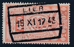"""TR 238 - """"LIER"""" - Franse Tekst Gewist/texte Français Limé - (ref. 29.760) - Railway"""