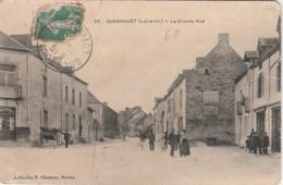 La Grande Rue - Guenrouet