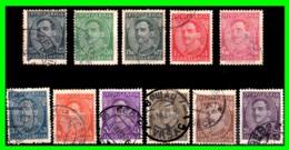 YUGOSLAVIA SELLOS AÑO 1931-34 KING ALEXANDER - 1931-1941 Reino De Yugoslavia