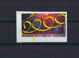 N°2878ND (genummerd 187) MNH ** POSTFRIS ZONDER SCHARNIER COB € 10,00 SUPERBE - Belgium