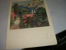 MENU' PIROSCAFO CONTE GRANDE 1937 ILLUSTRATO DA CRAFFONARA - Menu