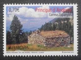 Andorra  SP    Europa  Cept    Besuchen Sie Europa  2012  ** - 2012