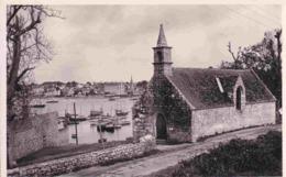 29 COMBRIT STE-MARINE La Chapelle ; Chalutiers, Voiliers - Combrit Ste-Marine