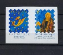 N°2901ND (genummerd 191) MNH ** POSTFRIS ZONDER SCHARNIER COB € 12,50 SUPERBE - Belgium