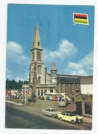 Ile Maurice - Curepide église Ste Thérèse - Mauritius