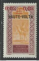 HAUTE VOLTA 1922 YT 20** - Obervolta (1920-1932)
