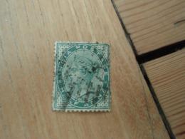 Timbre India Postage Half Anna Reine Victoria - India (...-1947)