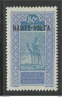 HAUTE VOLTA 1922 YT 30** - Ungebraucht