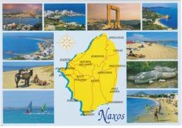 NAXOS - MULTIVUES - Griekenland