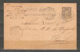 Lot  1560     // ENTIER SAGE      BLOIS DENIS PAPIN - France