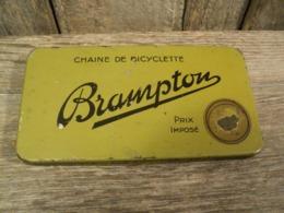 Ancienne Chaîne De Vélo Marque Brampton. - Wielrennen