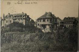 De - La Panne // Groupe De Villas 1912 Ed. Star - De Graeve  No. 1814 - De Panne