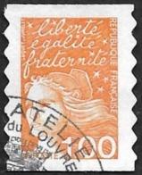 FRANCE  1997 -  YT  16 - Adhésif - Oblitéré - Adhésifs (autocollants)