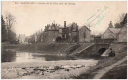 08 BAZEILLES - Entrée De La Ville, Coté De Douzy - Altri Comuni