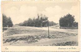 Epe, Landwegen In De Dellen  (op Het Richtingbord : Ossenstal) - Epe