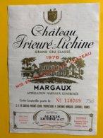 12163 - Château Prieuré-Lichine 1976 Margaux - Bordeaux