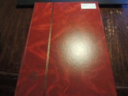 CLASSEUR  ALLEMAGNE SAAR BELGIQUE ANGLETERRE SUISSE AUTRICHE INDOCHINE MAURITIUS ETC BEAUCOUP DE TIMBRES A EXAMINER - Sammlungen (im Alben)