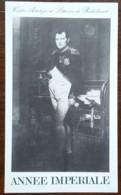 YT N°755 Sur Document - ANNEE IMPERIALE / EXPOSITION NAPOLEON - ROCHECHOUART - 1976 - Napoléon
