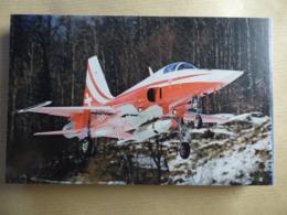 SWISS AIR FORCE   F-5E TIGER II   PATROUILLE DE L AIR SUISSE - 1946-....: Ere Moderne