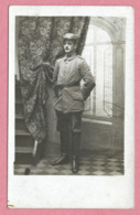 59 - VALENCIENNES - Carte Photo Militaire Allemande - Soldat Allemand - Guerre 14/18 - Valenciennes