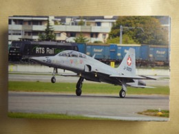 SWISS AIR FORCE   F-5E TIGER II - 1946-....: Ere Moderne