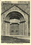 Berceto (Parma) Portale Del Duomo, Cathedral Portal - Parma