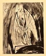 Jelzés Nélkül: Fény Az Alagútban. Akvarell, Papír, 18×14 Cm - Non Classificati