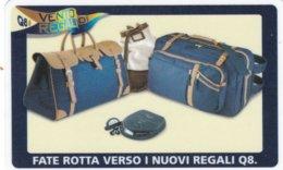 VIACARD Q8 FATE ROTTA VERSO I NUOVI REGALI - Italia