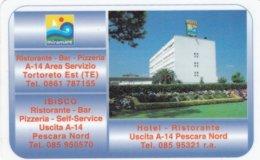 VIACARD MIRAMARE HOTEL RISTORANTE PESCARA - Italia