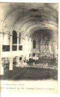 L'Intérieur De L'Église, N.D. De Lévis Quebec, J.P. Garneau, Non Circulée (1243) - Levis