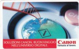 VIACARD CANON FANTASIA AL LAVORO - Italia