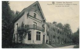 FLORENVILLE: Pavillon Des Officiers Château Des Amerois - Florenville
