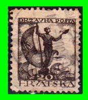 YUGOSLAVIA SELLOS AÑO 1919 - 1919-1929 Reino De Los Serbios, Croatas Y Eslovenos